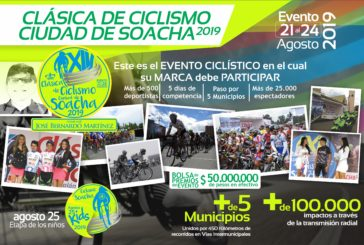 XIV Clásica de Ciclismo Soacha 2019