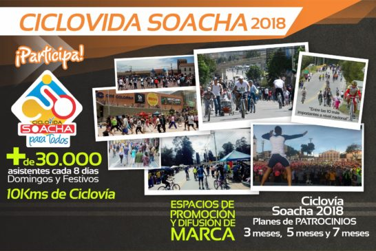 """CicloVida Soacha"" 2018"
