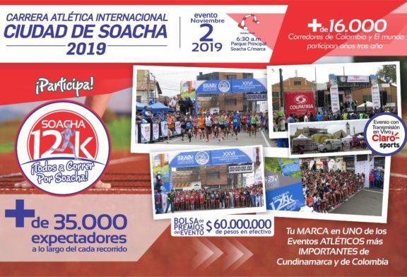 XXVIII Carrera Atlética Internacional «Soacha12K»