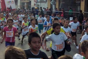 XXIII Carrera Atlética Internacional 2014