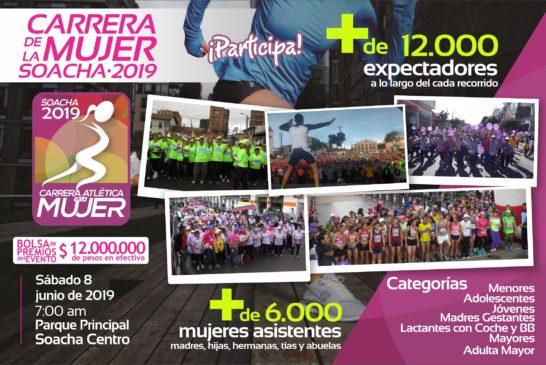 «Carrera de La Mujer Soacha 2019»